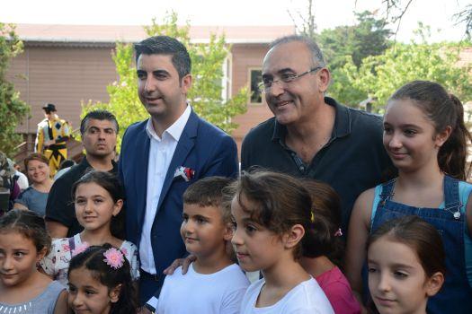 "HAYAL KURMAYA ÇAĞIRAN ""MASAL FESTİVAL""İ BAŞLADI"