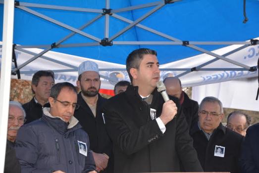 Adnan Kahveci, Ölümünün 27. Yılında Kartal'daki Mezarı Başında Anıldı