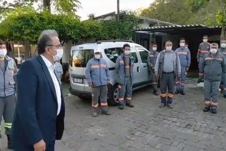 CHP Milletvekili Süleyman Girgin: Bütün belediye işçileri kadroya alınsın