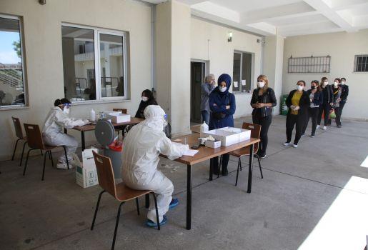Kartal Belediyesi Kreşlerinde Çalışan Personele Korona Test