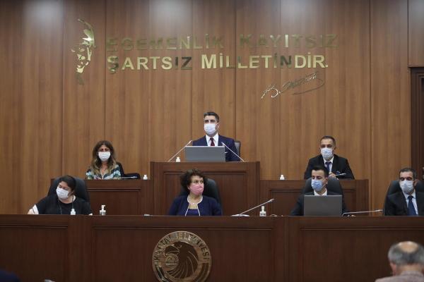 Kartal Belediyesi Meclis'inde Encümen ve Komisyon Üyelikleri Seçimi