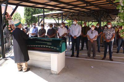 DİSK/Genel-İş İstanbul Anadolu Yakası 1 No'lu Şube Başkanı Ahmet Arikan'ın Acı Günü