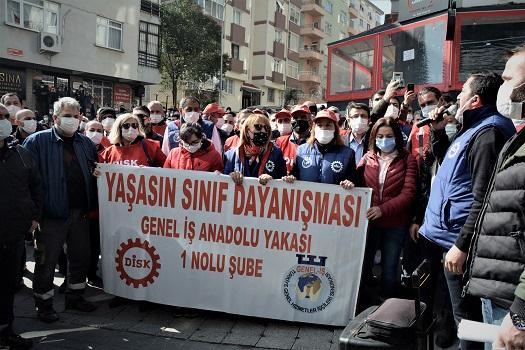 Kartal Belediyesi'ne Grev Kararı Asıldı