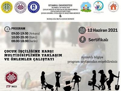12 Haziran Dünya Çocuk İşçiliği ile Mücadele Çalıştayı