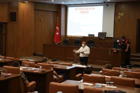 Kartal Belediyesi Afet Gönüllüleri