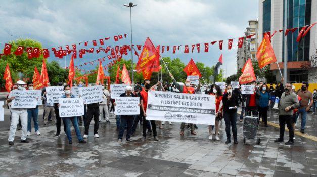 """SİYONİST SALDIRILARA SON!"""