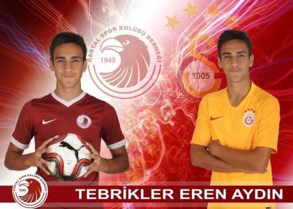Eren AYDIN Kartalspor'dan Galatasaray'a
