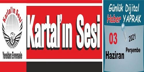 KARTAL'IN SESİ 03 HAZİRAN 2021