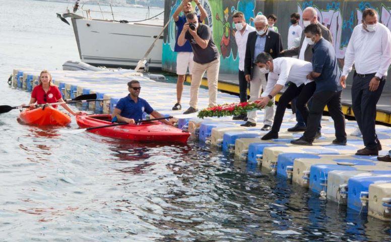 Kartal'da Denizcilik ve Kabotaj Bayramı Kutlandı