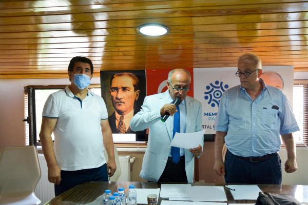 Memleket Partisi Kartal İlçe Başkanlığı 1. Olağan Kongresi Yapıldı