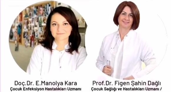 """Prof.Dr.Figen Şahin Dağlı: """"Çocuklar enfeksiyondan nasıl korunur?"""""""