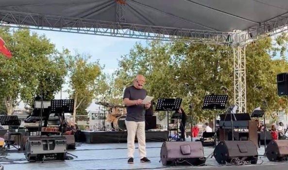 Kartal'da Sanatçı Orhan Aydın'a Saldırı