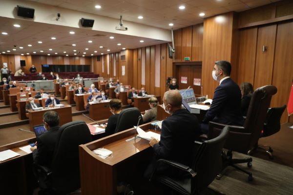 Kartal Belediyesi 2022 Performans Programı ve Bütçesi Kabul Edildi